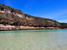 Lekiny cliffs