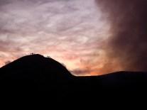 Mt' Yasur's sunset