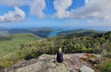 Whitsundays Peak lookout