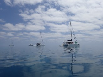 Oh how calm it was at Bait Reef!