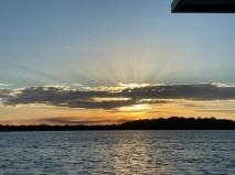 Gary's Anchorage sunset