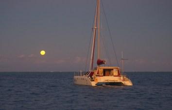 Full moon = big tides with AQ