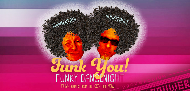 Funk from the 60's till now!