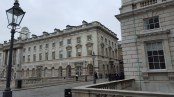 More images round the courtyard at Somerset House.