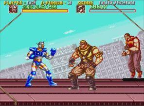 Boss De Fin - Sonic Blast Man