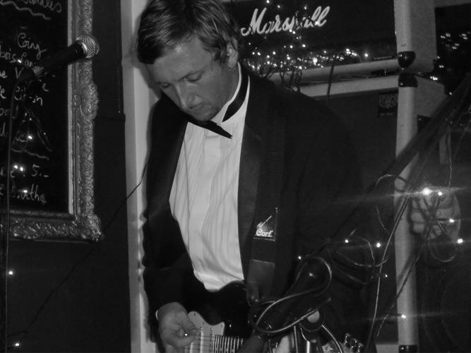 Dave guitar hero
