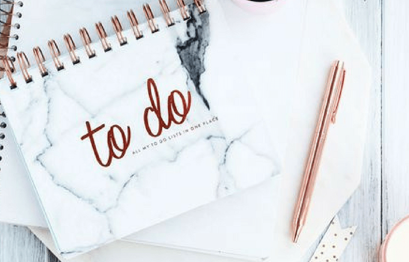 Template | Get Shi*t Done List