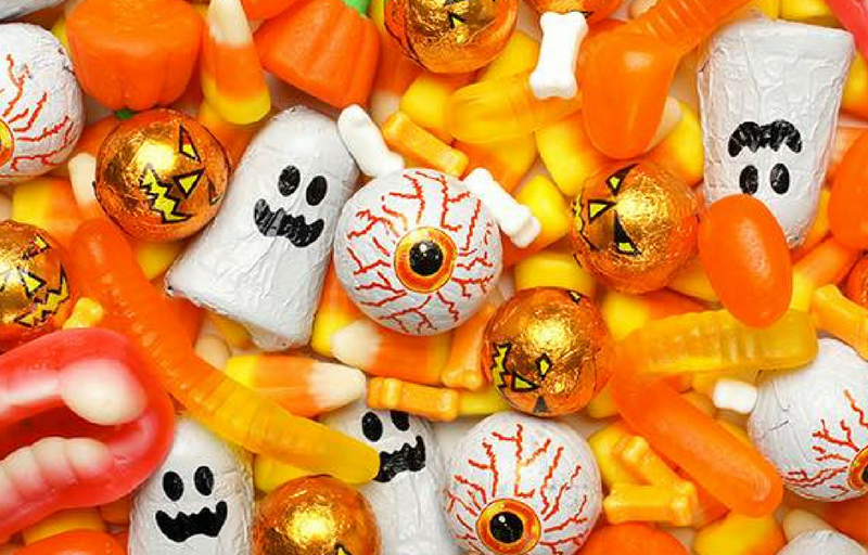 3 Leftover Halloween Candy Recipes