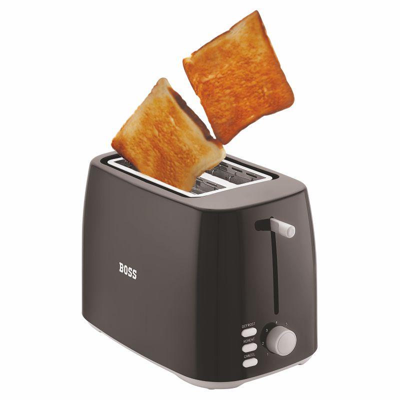 BOSS Crusty Pop Up Toaster