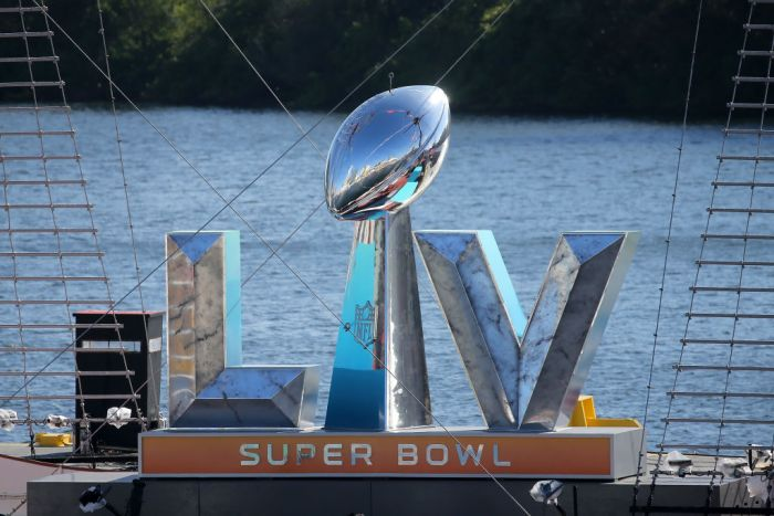 NFL: FEB 02 Super Bowl LV Preview