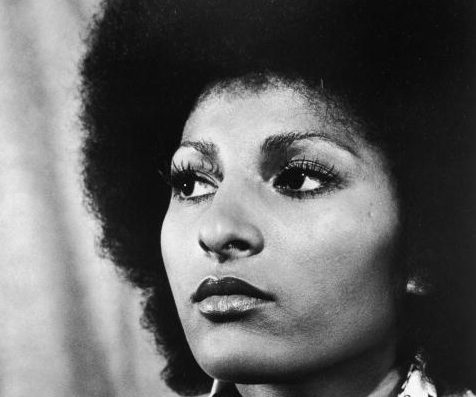 Headshot Of Pam Grier In 'Foxy Brown'
