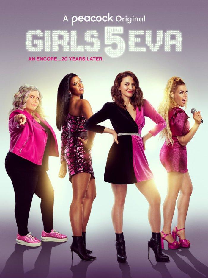Girls5Eva Key Art