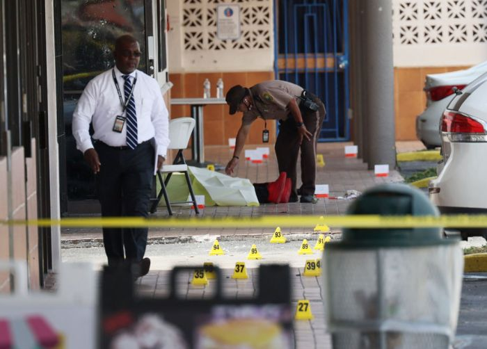2 Dead And Over 20 Injured In Mass Shooting Outside Miami-Area Concert