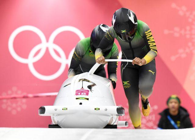 Pyeongchang 2018 - Bobsleigh