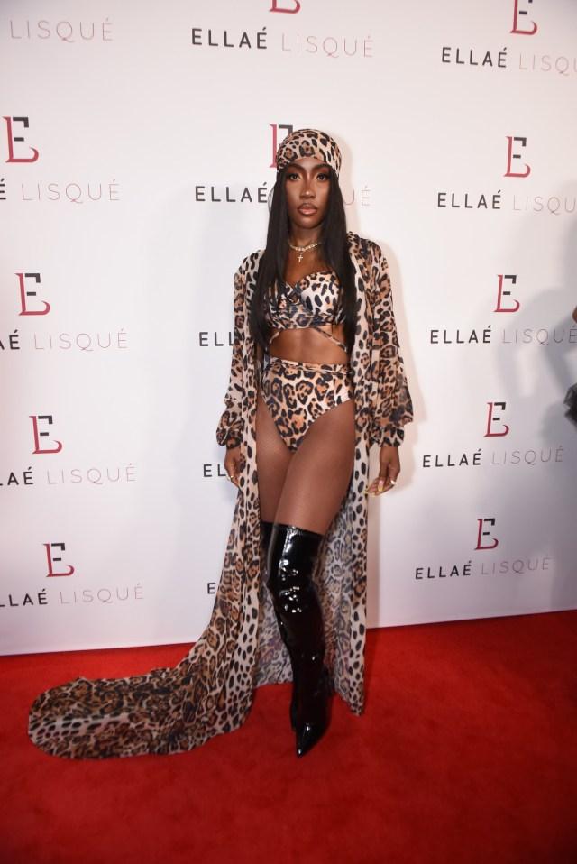 Maxie J's Ellaé Lisqué Fashion Show