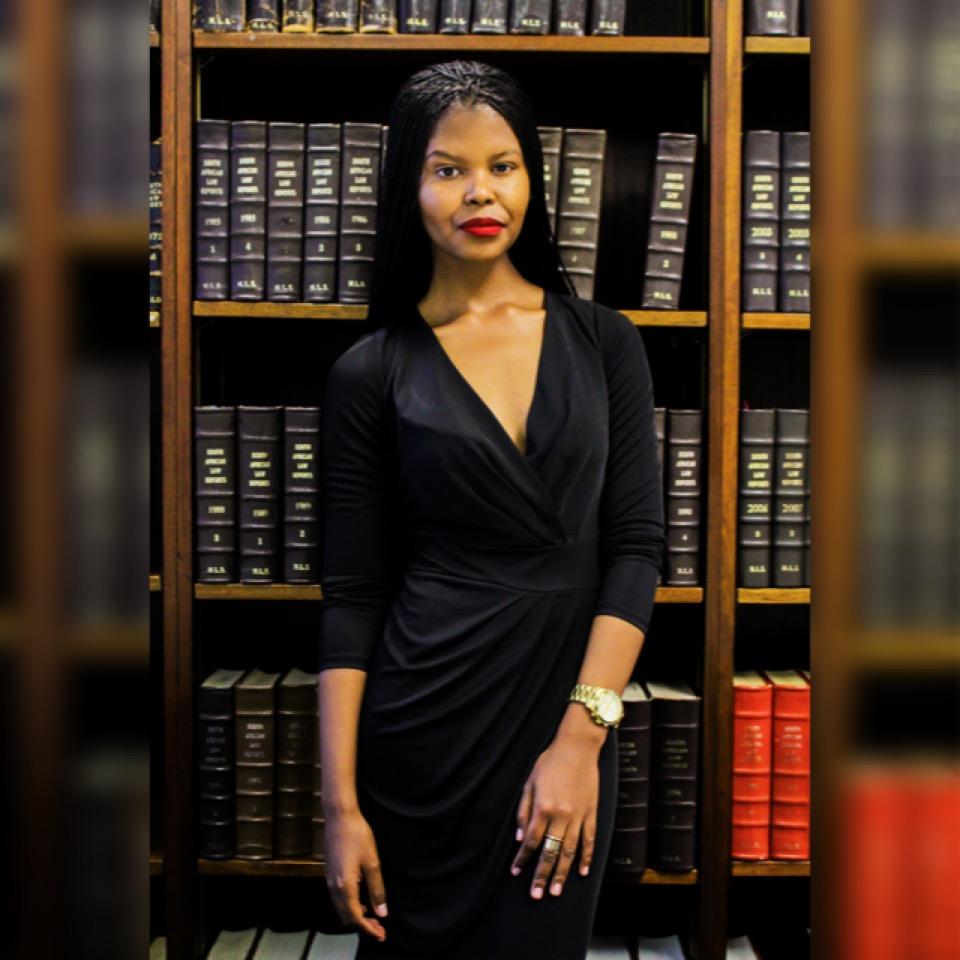 black women in law, Pearl Makhunga