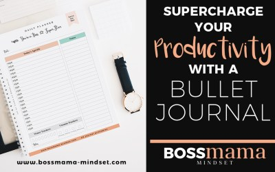 Supercharge Your Productivity with a Bullet Journal