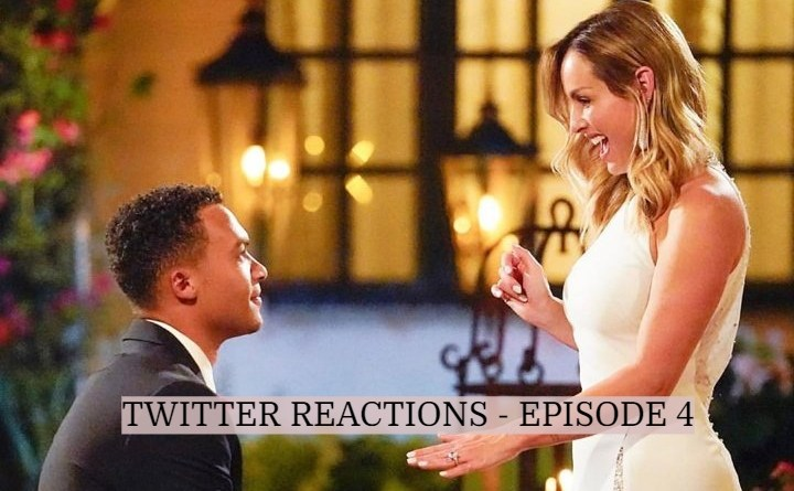 Hilarious Twitter Reactions From Episode 4 of The Bachelorette – Clare Crawley