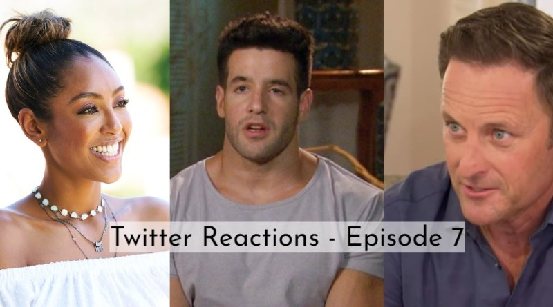 Hilarious Twitter Reactions From Episode 7 of The Bachelorette – Tayshia Adams