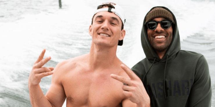 Tyler Cameron Explains How Matt is  Handling Breakup & What He Thinks of Rachael