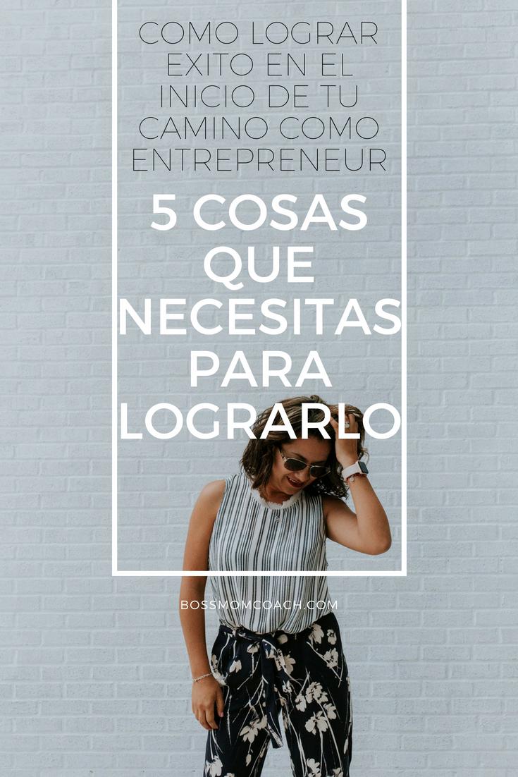 blog 5 cosas