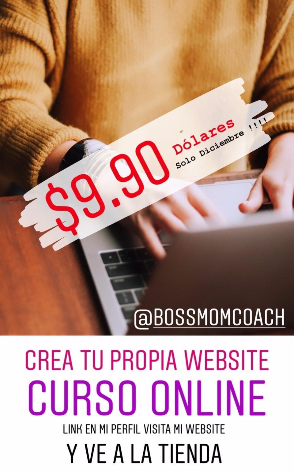 Crea tu website en una hora