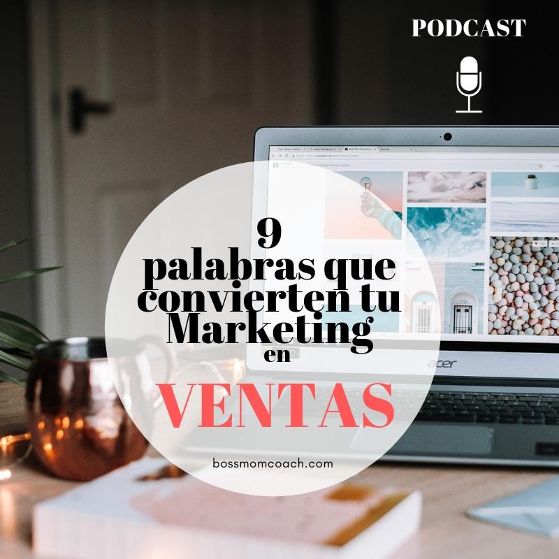 podcast, 9 palabras claves de marketing online