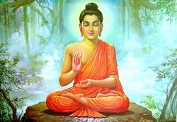 gautam buddha the light