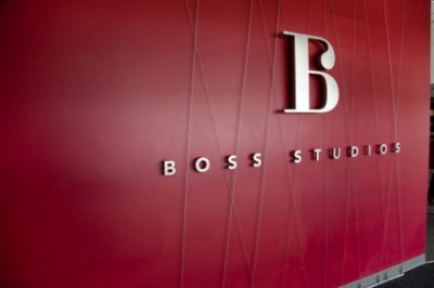 Boss Studios Entry Way