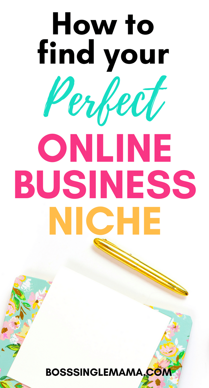 How to Choose Your Perfect Online Business Niche