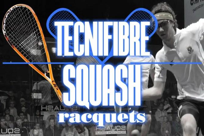 Tecnifibre Squash Racquets