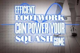 Efficient Footwork POWER