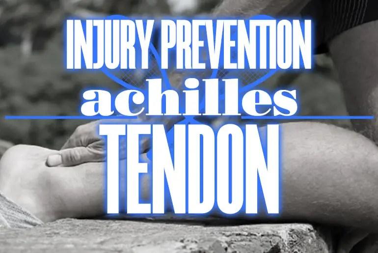 InjuryPreventionAchillesTendon