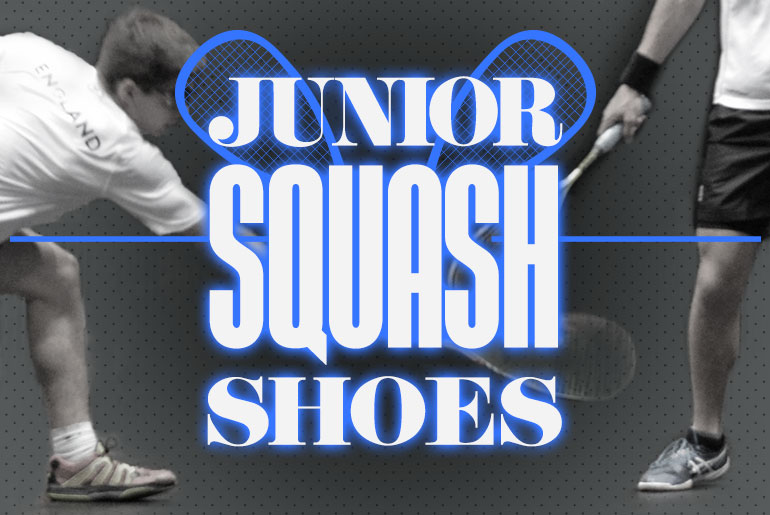 junior squash shoes