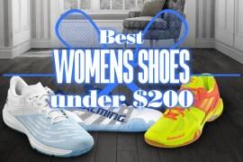 BestWomenSquashShoesUnder200