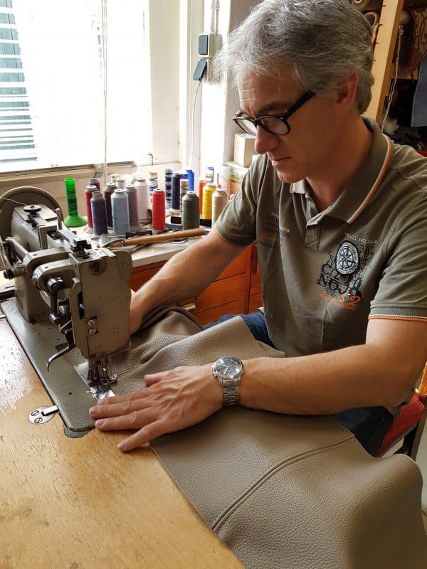 Stoffeerderij Bos - stofferen van klassieke en moderne design meubels