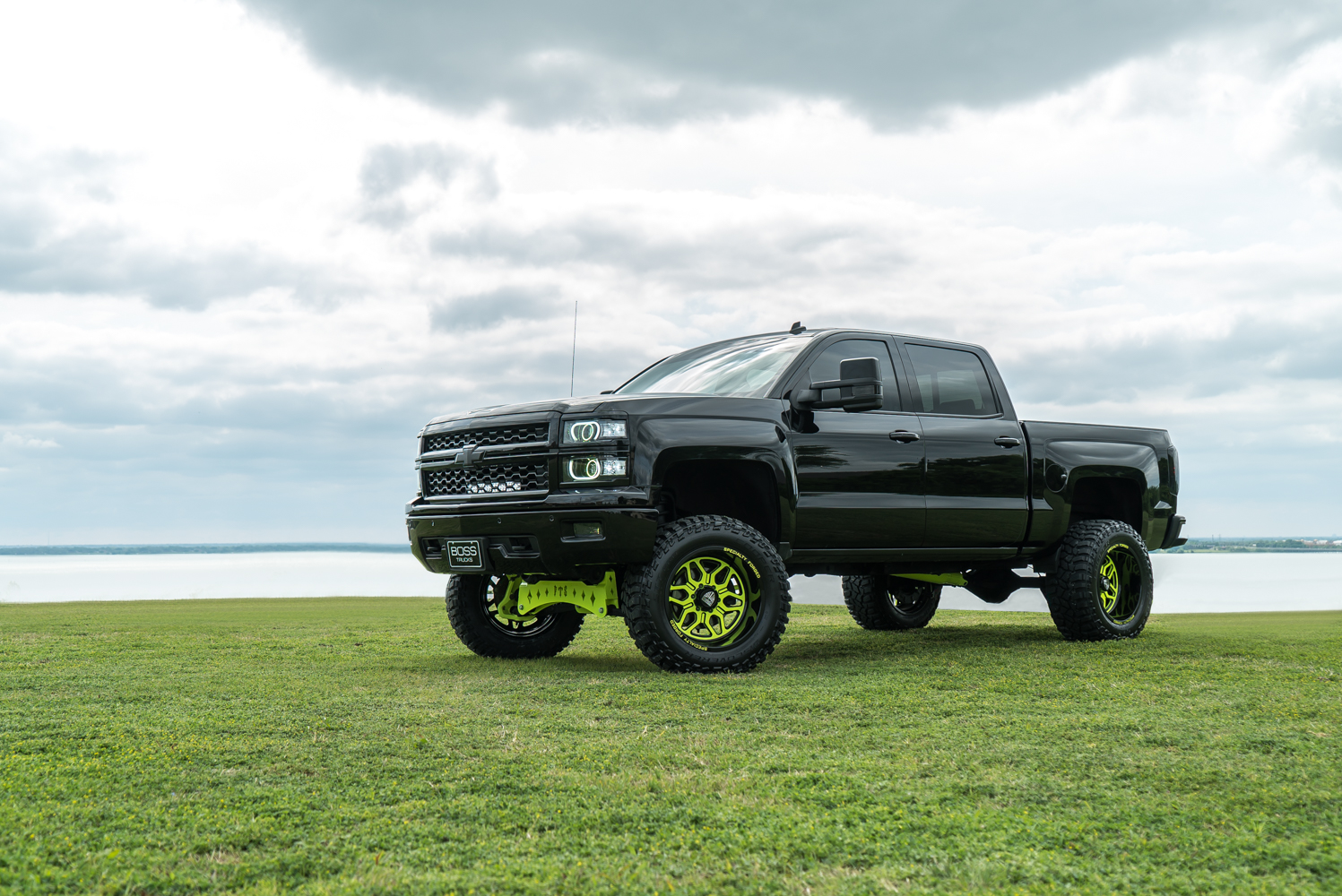 hight resolution of  219 2014 chevrolet silverado 1500 ltz black