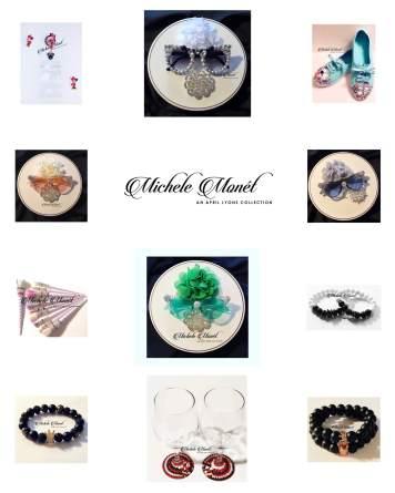 Michele Monét An April Lyons Collection