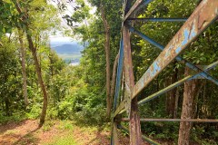 Hiking Gunung Bintan Rickety Tower