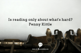 28. PENNY KITTLE's passion is quite contagious.