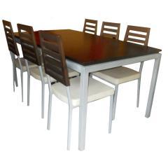 mesa y sillas boster articulos hogar rosario
