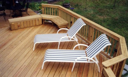 Choices for your Wood Deck	 — An Introduction