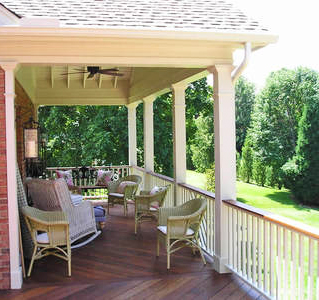 Six kinds of Porches for your home
