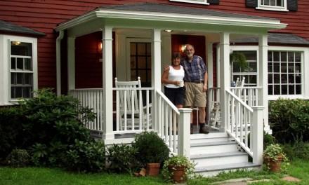 Front Porches — A Pictorial Essay