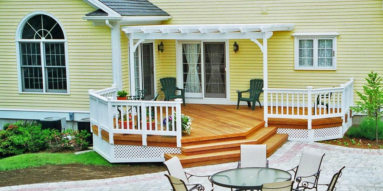 Choosing a Deck or a Patio?
