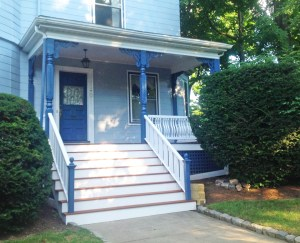 Traditional Front Porch, Belmont, MA