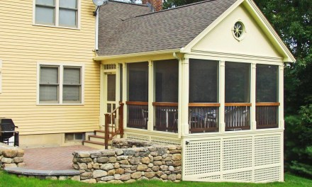 Want to Convert your Deck to a Porch?