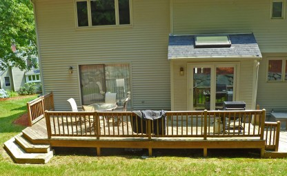 Low Deck, Framingham, MA