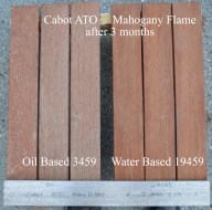 ATO Mahogany Flame at 3 months (July 2014)