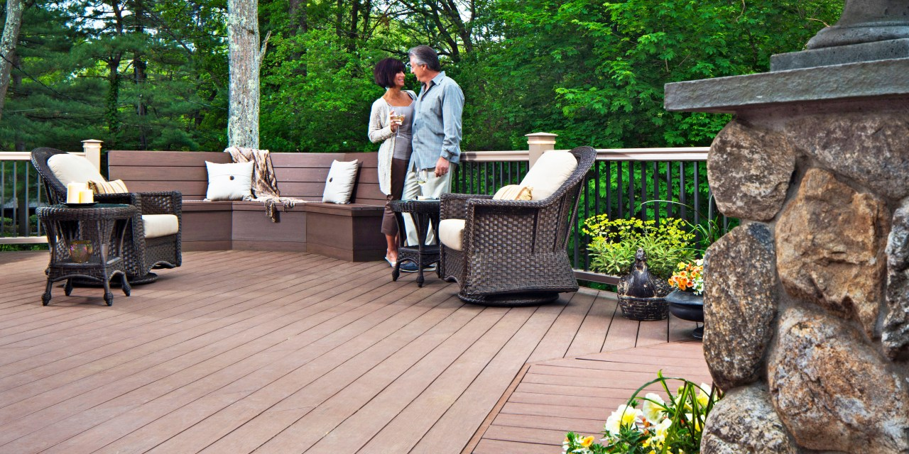 Wood vs Low Maintenance Decking